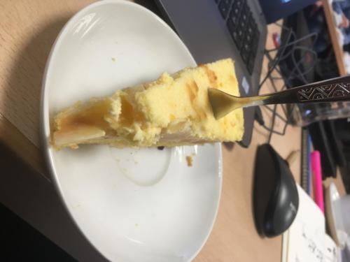 Ohne Kuchen geht hier nichts
