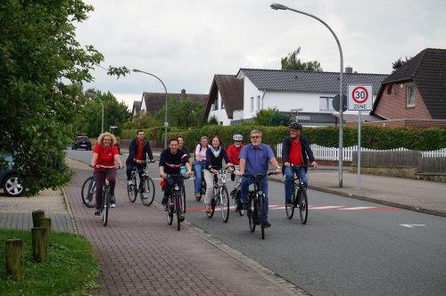 Falko-Fahrradtour